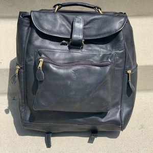 Vintage Frye Leather Backpack